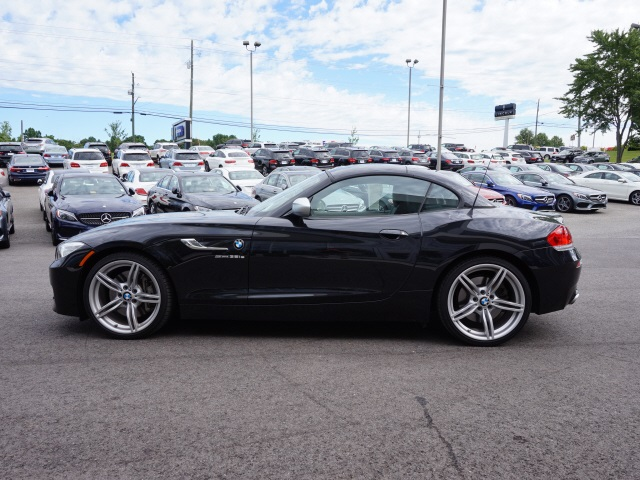 PreOwned 2015 BMW Z4 sDrive35is 2D Convertible in Roanoke