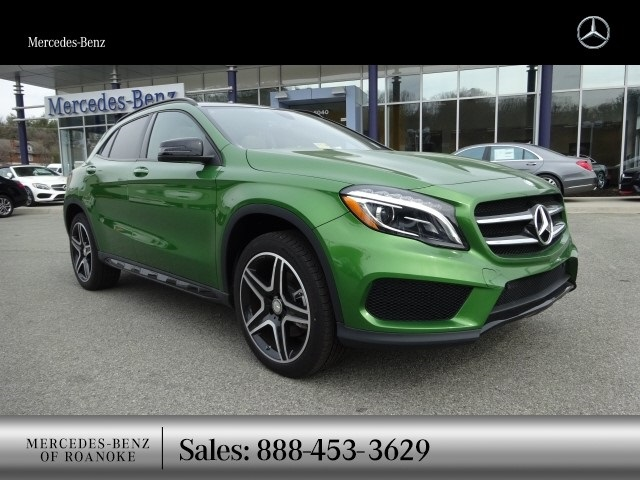 New 2016 mercedes benz gla gla 250 sport suv in roanoke for Mercedes benz gla 250 price